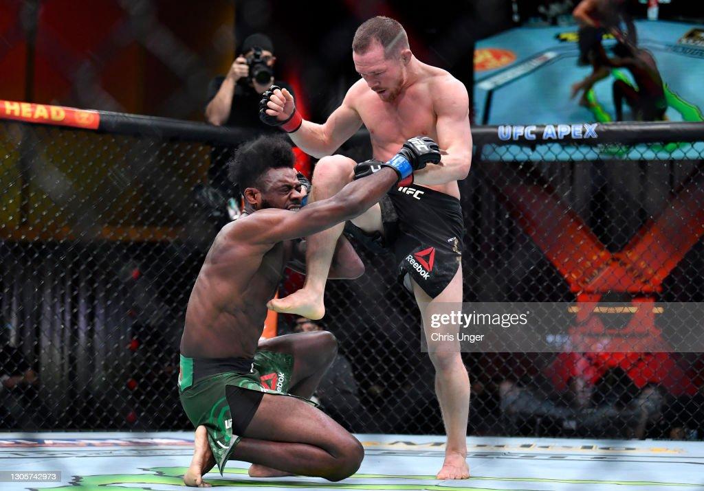 UFC 259: Yan v Sterling : ニュース写真