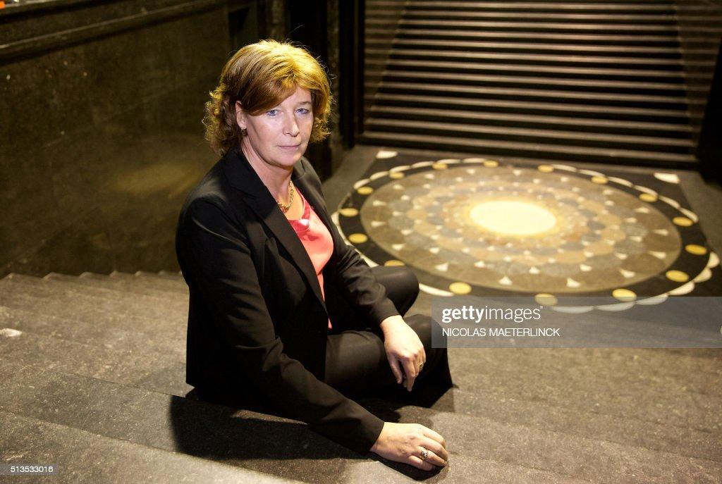 Petra De Sutter Transgender Gynecologist Politician And Professor News Photo Getty Images