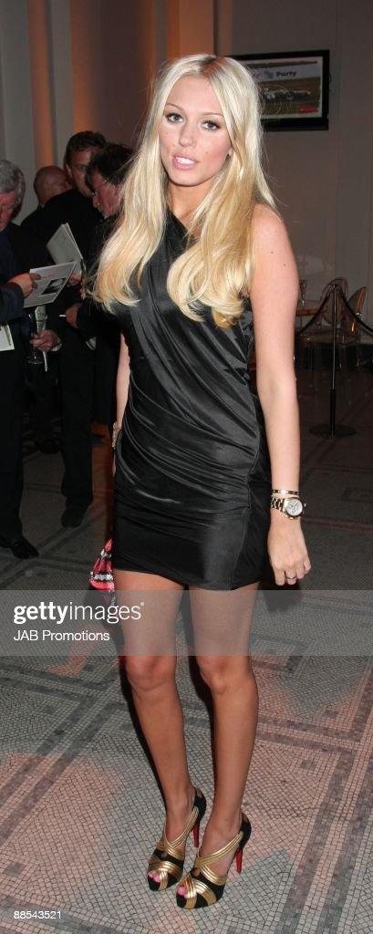 Petra Ecclestone attends the F1 Party In Aid Of Great Ormond Street at Victoria & Albert Museum on June 17, 2009 in London, England.