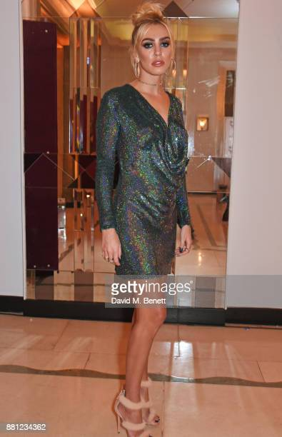 Petra Ecclestone attends the Lady Garden Gala in aid of Silent No More Gynaecological Cancer Fund and Cancer Research UK at Claridge's Hotel on...