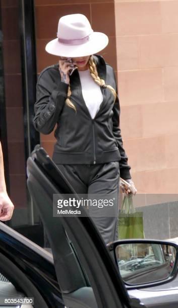 Petra Ecclestone is seen in Knightsbridge on June 29 2017 in London England
