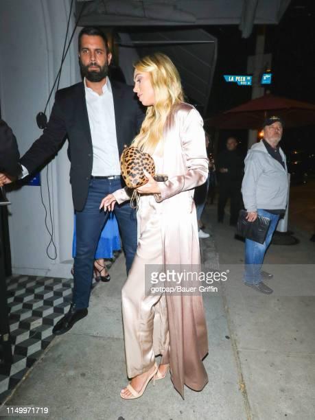 Petra Ecclestone is seen on June 13, 2019 in Los Angeles, California.