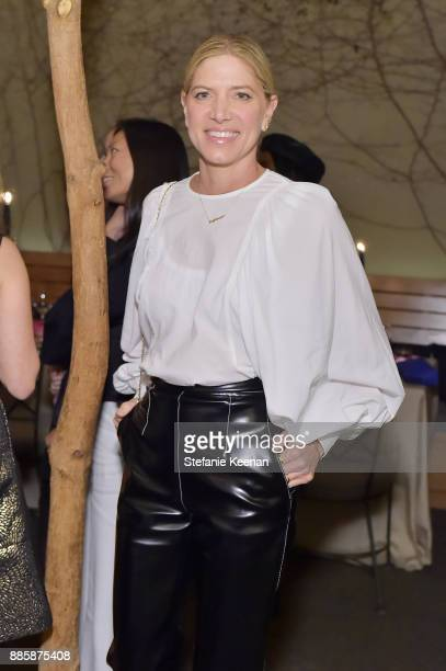 Petra Flannery attends Molly R Stern X Sarah Chloe Jewelry Collaboration Launch Dinner on December 4 2017 in West Hollywood California