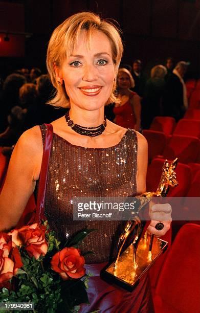 Petra Gerster Bambi 99 VerleihungMusicalTheater am Potsdamer Platz Berlin Deutschland Europa