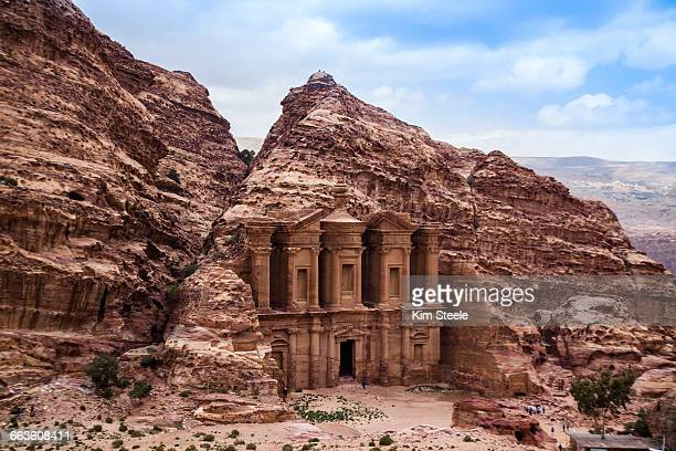 Petra Historical Site, Jordan, founded Nabataeans