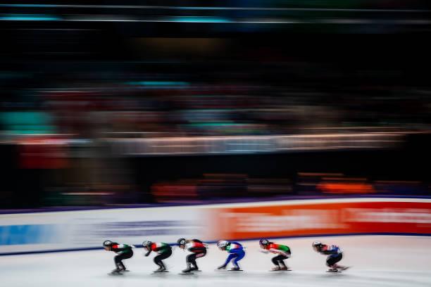 NLD: ISU European Short Track Speed Skating Championships Dordrecht