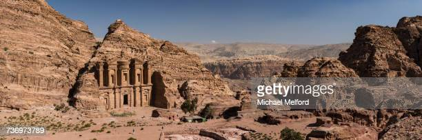The Monastery at Petra.