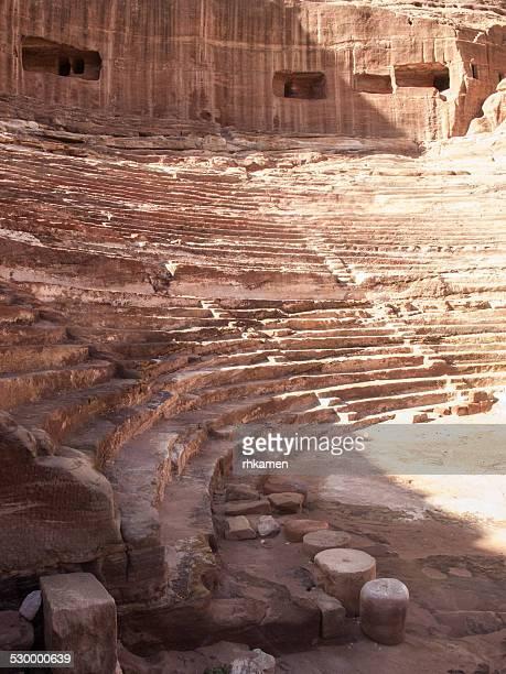 Petra, Jordan. Theatre