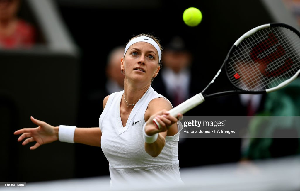 Wimbledon 2019 - Day Six - The All England Lawn Tennis and Croquet Club : News Photo
