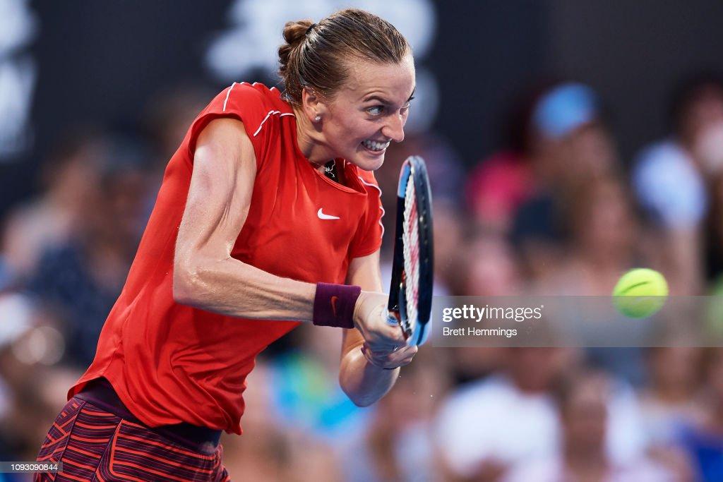2019 Sydney International - Day 7 : News Photo