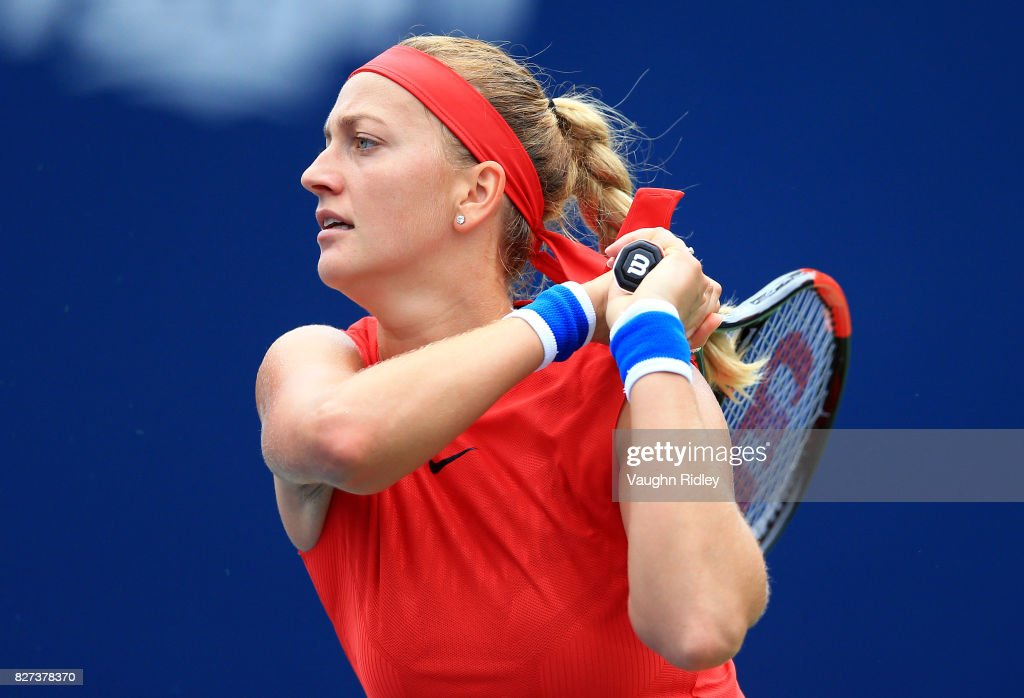 Rogers Cup presented by National Bank - Day 3 : News Photo