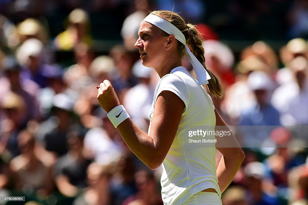 Day Two: The Championships - Wimbledon 2015 : News Photo