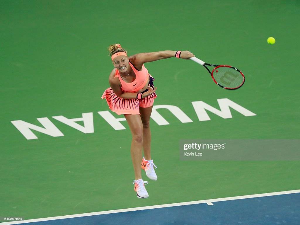 2016 Wuhan Open - Day 4 : News Photo