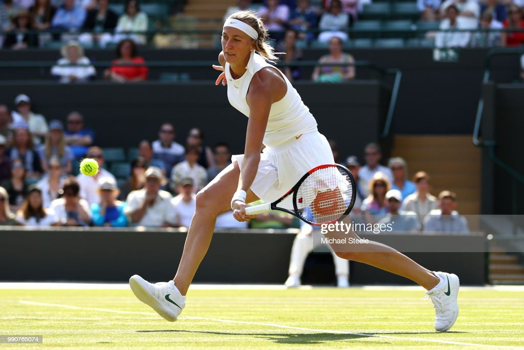 Day Two: The Championships - Wimbledon 2018 : News Photo