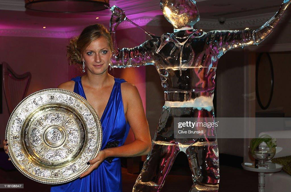 Wimbledon Championships 2011 Winners Ball : News Photo