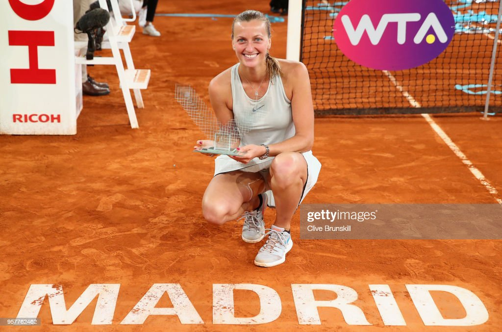Mutua Madrid Open - Day Eight : Photo d'actualité