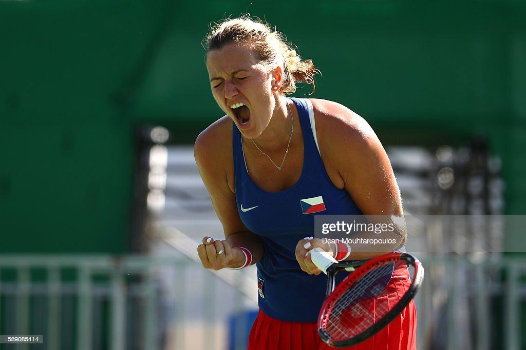 Tennis - Olympics: Day 8