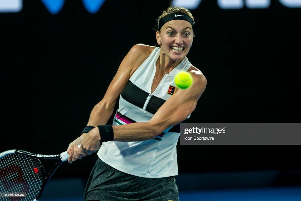 TENNIS: JAN 22 Australian Open : Photo d'actualité