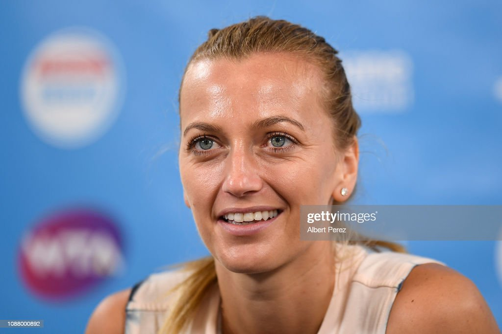 2019 Brisbane International - Day 1 : News Photo