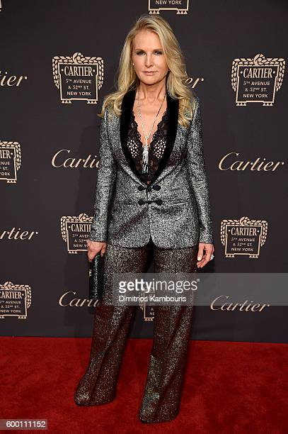 Petra Levin attends the Cartier Fifth Avenue Grand Reopening Event at the Cartier Mansion on September 7 2016 in New York City