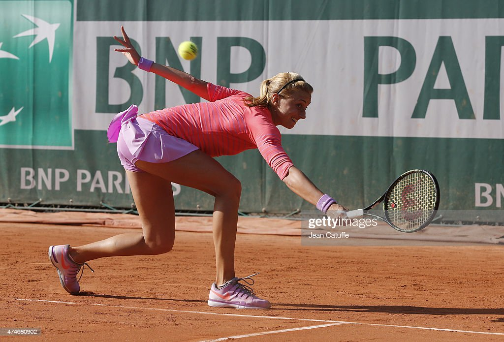Qualifying For The French Open 2015 : Day Four