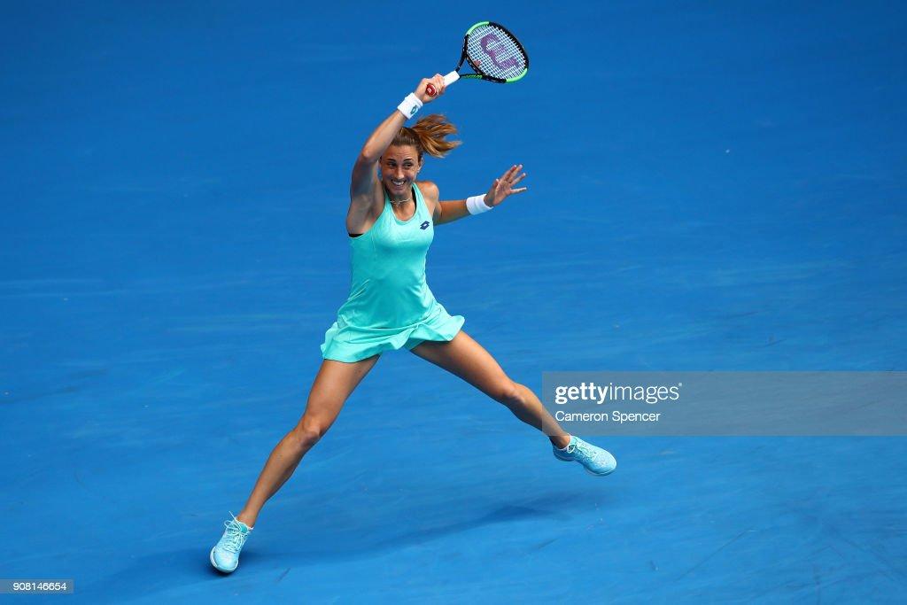 2018 Australian Open - Day 7 : News Photo