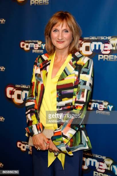 Petra Nadolny attends the 21st Annual German Comedy Awards at Studio in Koeln Muehlheim on October 24 2017 in Cologne Germany