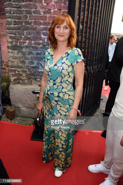 Petra Nadolny attends the Film und Medienstiftung NRW summer party at Wolkenburg on June 5 2019 in Cologne Germany