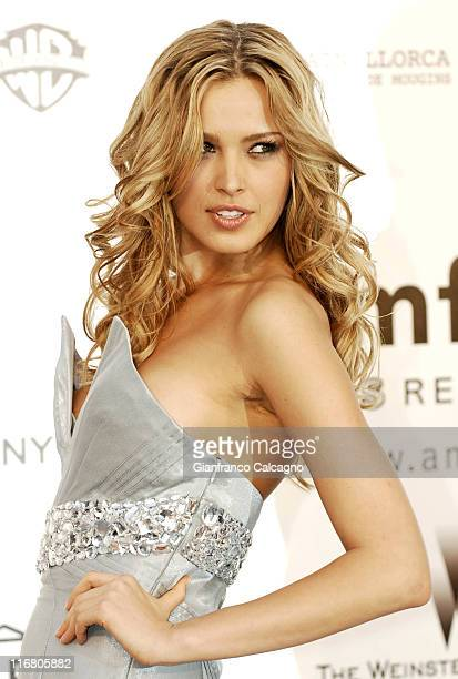 Petra Nemcova at amfAR's Cinema Against AIDS event presented by Bold Films the M*A*C AIDS Fund and The Weinstein Company to benefit amfAR