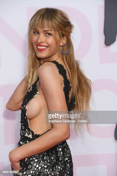 Petra Nemcova attends Fashion For Relief Cannes 2018 during the 71st annual Cannes Film Festival at Aeroport Cannes Mandelieu on May 13 2018 in...