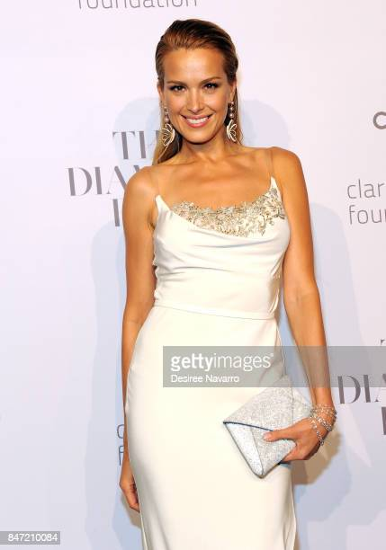 Petra Nemcova attends Rihanna's 3rd Annual Diamond Ball at Cipriani Wall Street on September 14 2017 in New York City