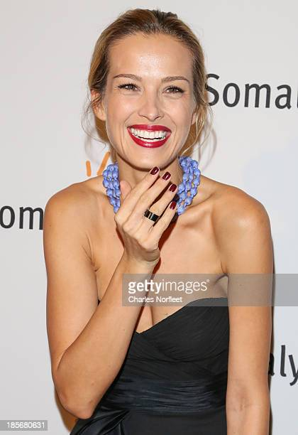 Petra Nemcova attends the 2013 Somaly Mam Foundation Gala at Gotham Hall on October 23 2013 in New York City