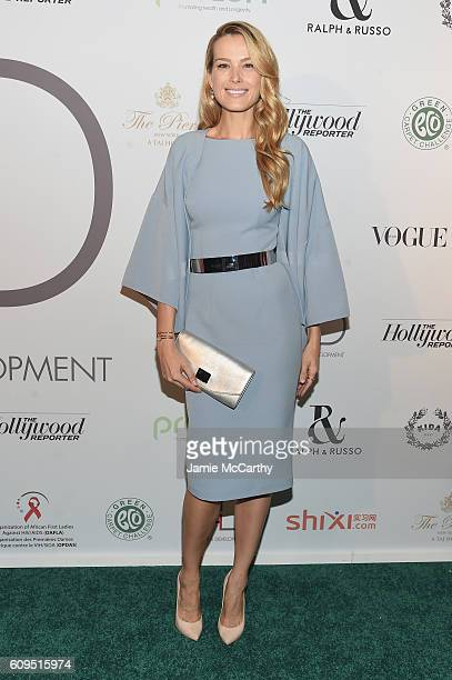 Petra Nemcova attends the Fashion 4 Development's 6th Annual Official First Ladies Luncheon on September 21 2016 in New York City