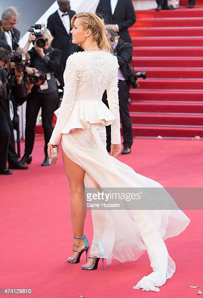 Petra Nemcova attends the Youth Premiere during the 68th annual Cannes Film Festival on May 20 2015 in Cannes France