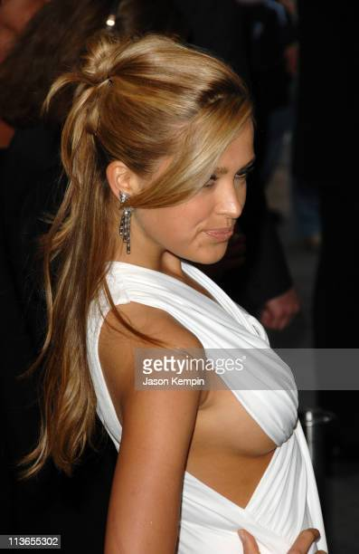 Petra Nemcova during 2007 CFDA Fashion Awards Red Carpet at New York Public Library in New York City New York United States