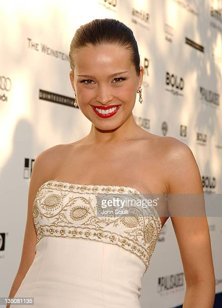 Petra Nemcova during amfAR Cinema Against AIDS Benefit in Cannes, Presented by Bold Films, Palisades Pictures and The Weinstein Company - Red Carpet...