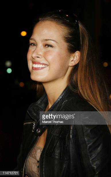 Petra Nemcova during Celebrity Sightings Outside the Gagosian Gallery Party at Mr Chow Restaurant February 22 2007 at Mr Chow Restaurant in Beverly...