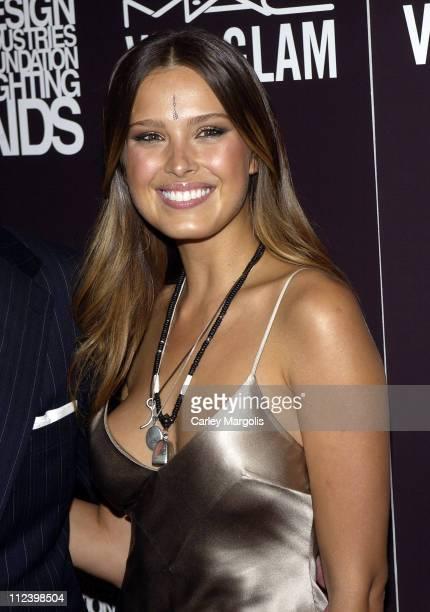 Petra Nemcova during Maggie Rizer Hosts MAC Viva Glam Casino to Benefit DIFFA at Gotham Hall in New York City New York United States
