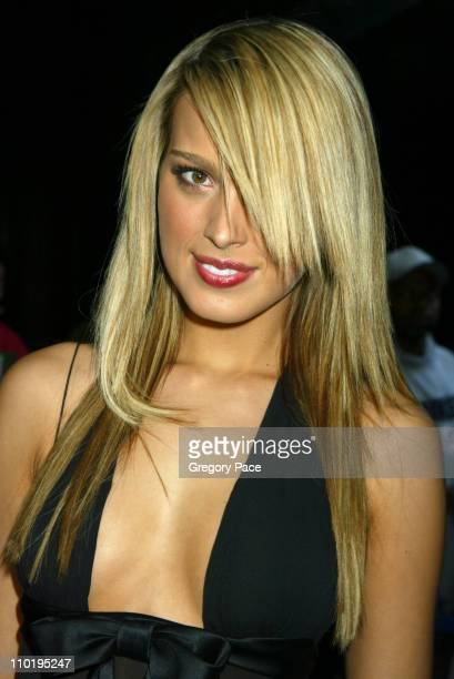 Petra Nemcova during MTV Networks Upfront May 5 2004 at Madison Square Garden in New York City New York United States