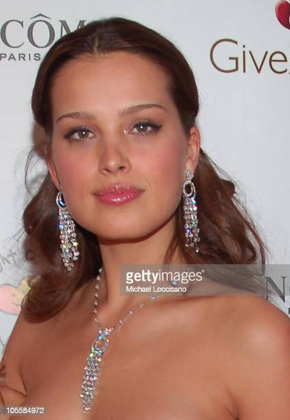 Petra Nemcova during Petra Nemcova Hosts the Light of Heart Gala to Benefit the Happy Hearts Fund at Cipriani Wall Street in New York City New York...