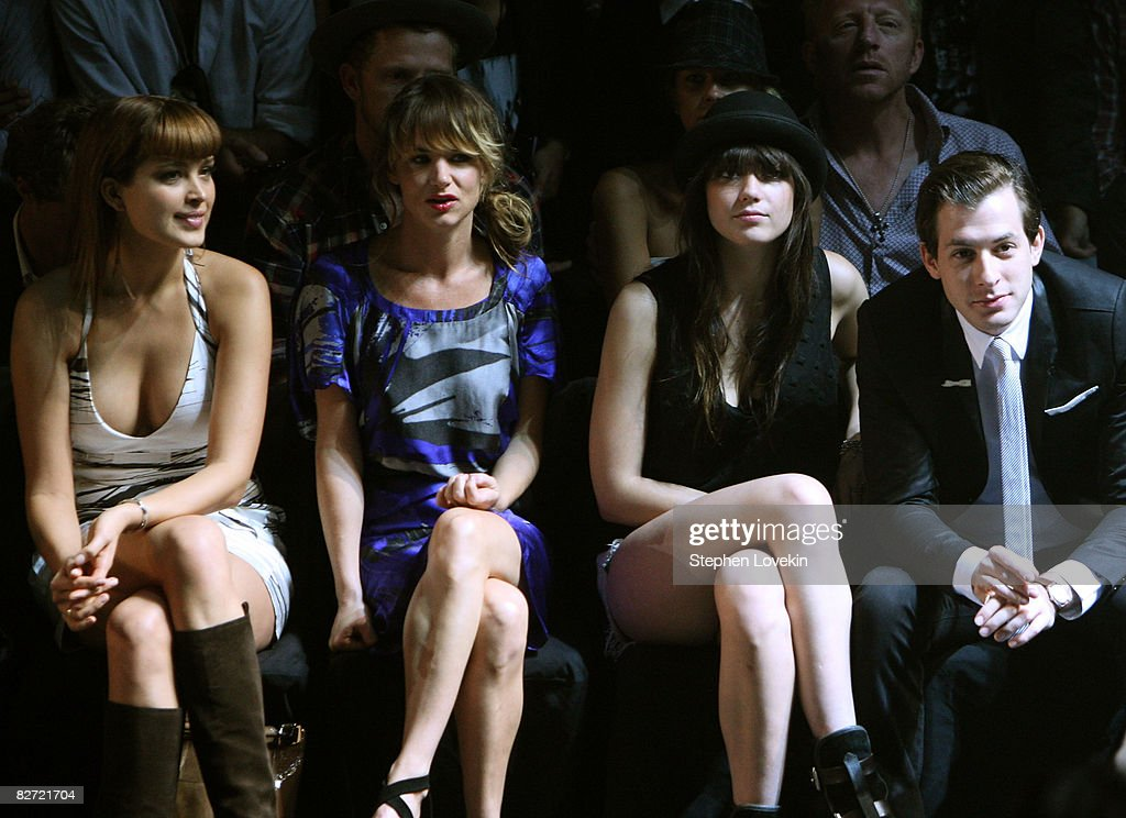 Diesel - Front Row - Spring 09 MBFW : News Photo