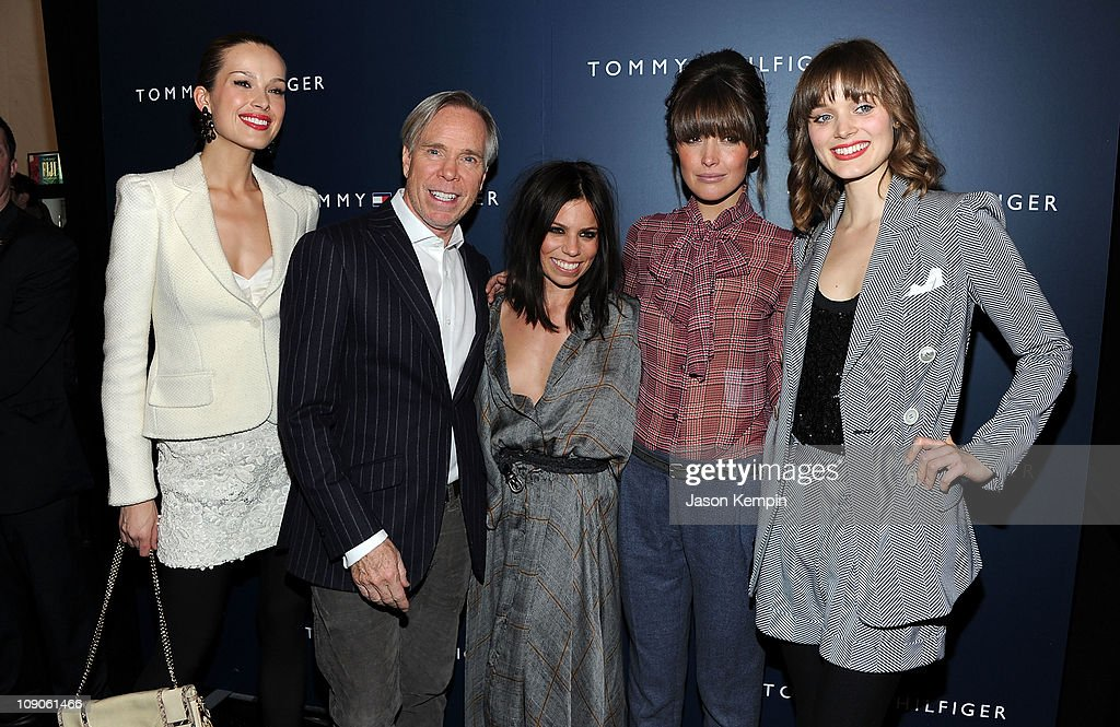 6fb95de5d9f28a Tommy Hilfiger - Backstage - Fall 2011 Mercedes-Benz Fashion Week   News  Photo