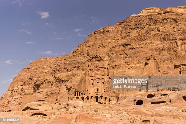 Petra, Royal Tombs