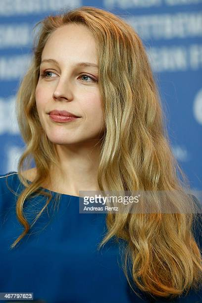 Petra SchmidtSchaller attends the 'Stereo' press conference during 64th Berlinale International Film Festival at Grand Hyatt Hotel on February 8 2014...