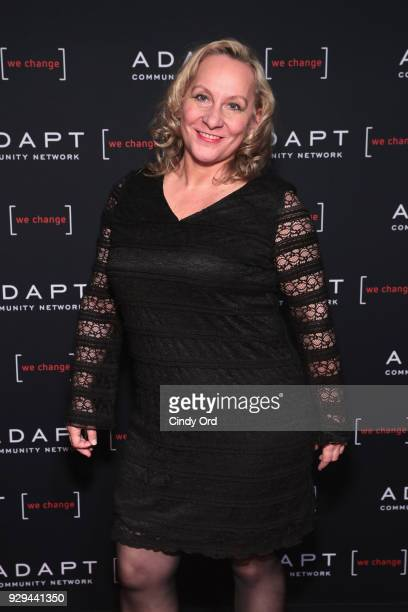 Petra Twomi attends the Adapt Leadership Awards Gala 2018 at Cipriani 42nd Street on March 8 2018 in New York City
