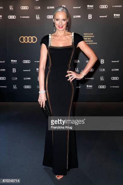 Petra van Bremen attends the 24th Opera Gala at Deutsche Oper Berlin on November 4 2017 in Berlin Germany