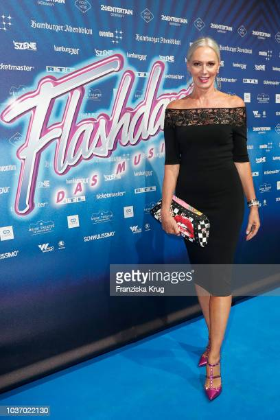 Petra van Bremen attends the premiere of 'Flashdance Das Musical' at Mehr Theater on September 20 2018 in Hamburg Germany