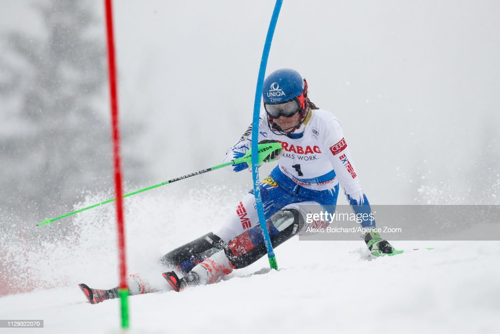 CZE: Audi FIS Alpine Ski World Cup - Women's Slalom