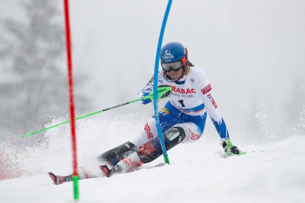 CZE: Audi FIS Alpine Ski World Cup - Women's Slalom