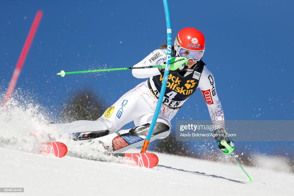 Audi FIS Alpine Ski World Cup - Men's Giant Slalom and Women's Slalom